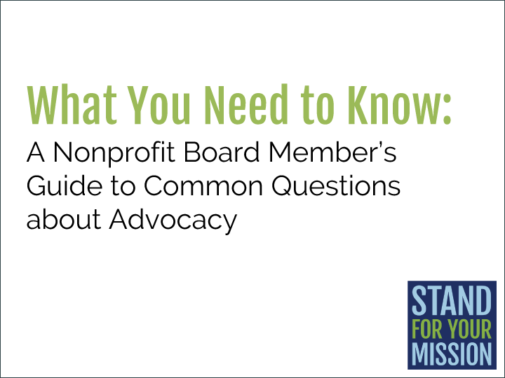 What Boards Need to Know