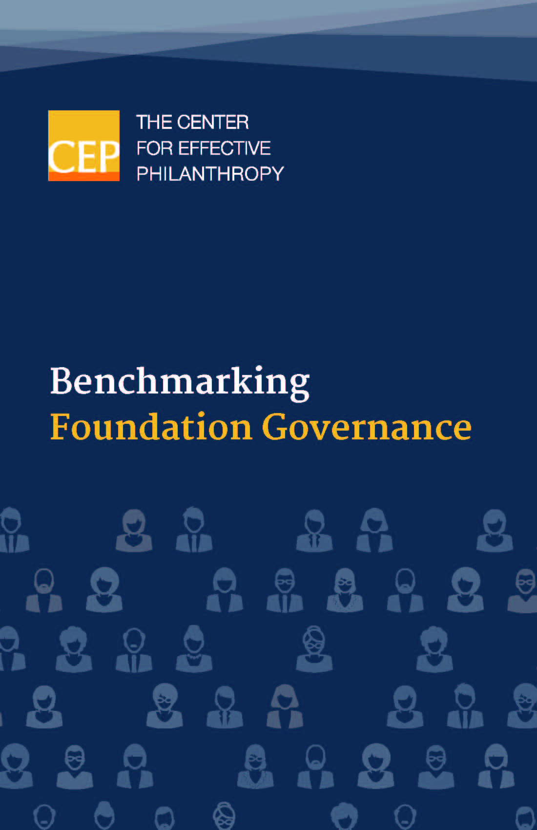 Benchmarking Foundation Governance cover