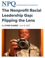 NPQ Racial Gap Cover