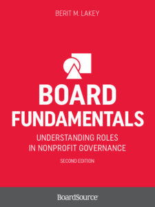 Board Fundamentals: Understanding Roles in Nonprofit Governance