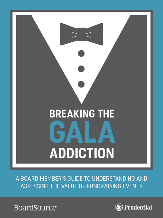 Breaking the Gala Addiction