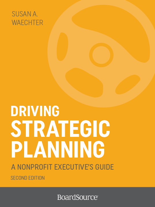 Driving Strategic Planning