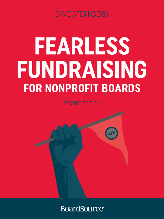 Fearless Fundraising Cover