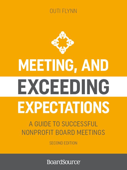 Meeting, and Exceeding Expectations