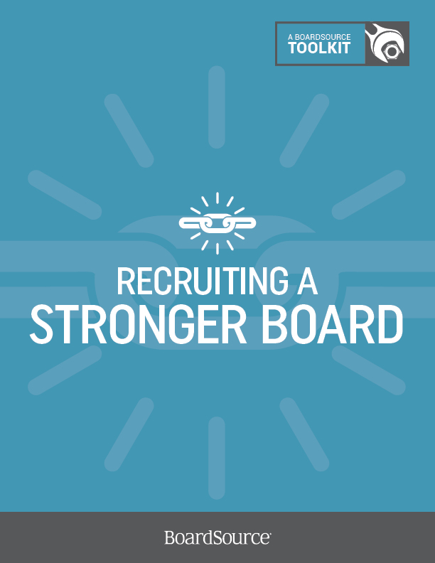 Recruiting a Stronger Board