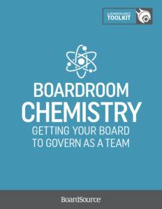 Boardroom Chemistry