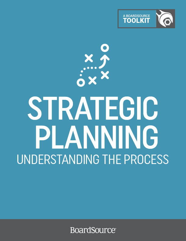 Strategic Planning: Understanding the Process