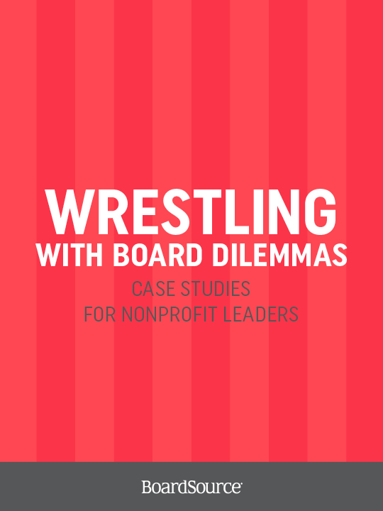 Wrestling with Board Dilemmas