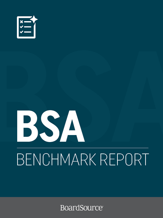BSA Benchmark Report