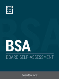 board self-assessment