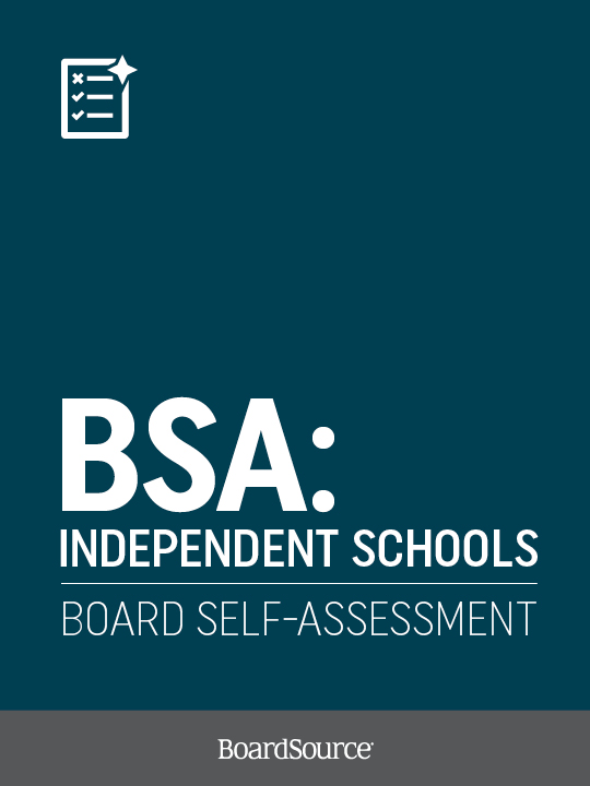 BSA for Independent Schools
