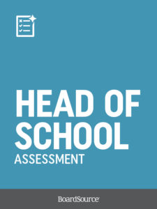 Head-School-Assessment