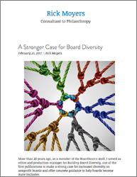 A Stonger Case for Board Diversity