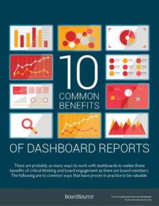10 Common Benefits of Dashboard Reporting