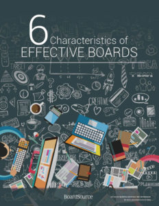 6 Characteristics of Effective Boards
