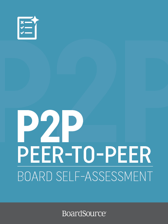 Peer-to-Peer Assessment