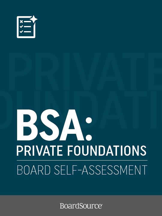 BSA for Private Foundations