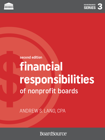 Financial Responsibilities