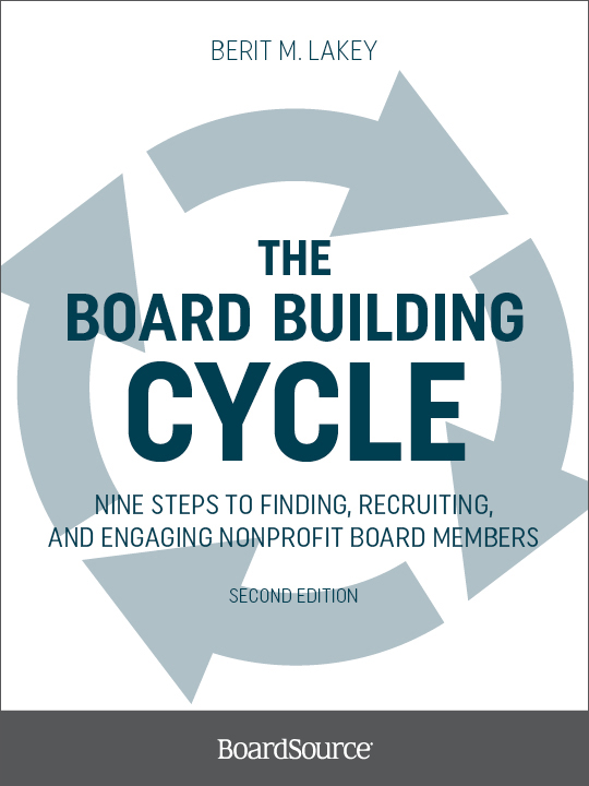 Board Building Cycle