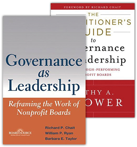 Governance as Leadership Collection