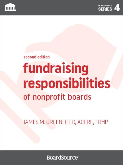 Fundraising Responsibilities