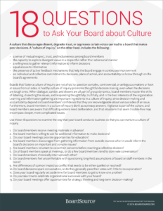 Questions to Ask About Culture