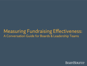 PowerPoint - Measuring Fundraising Effectiveness