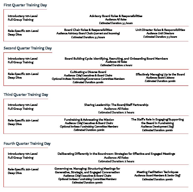 Sample Calendar