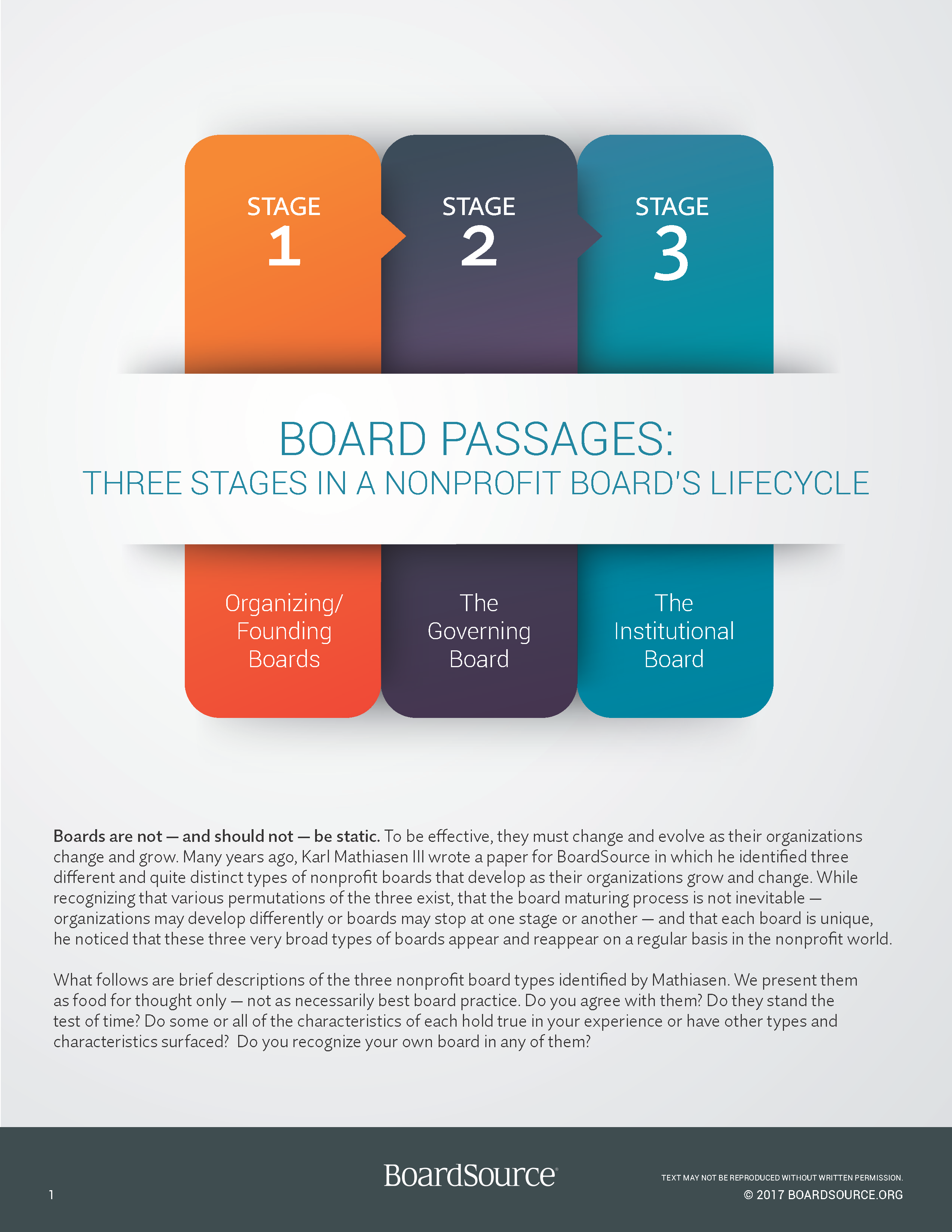 Board Passages