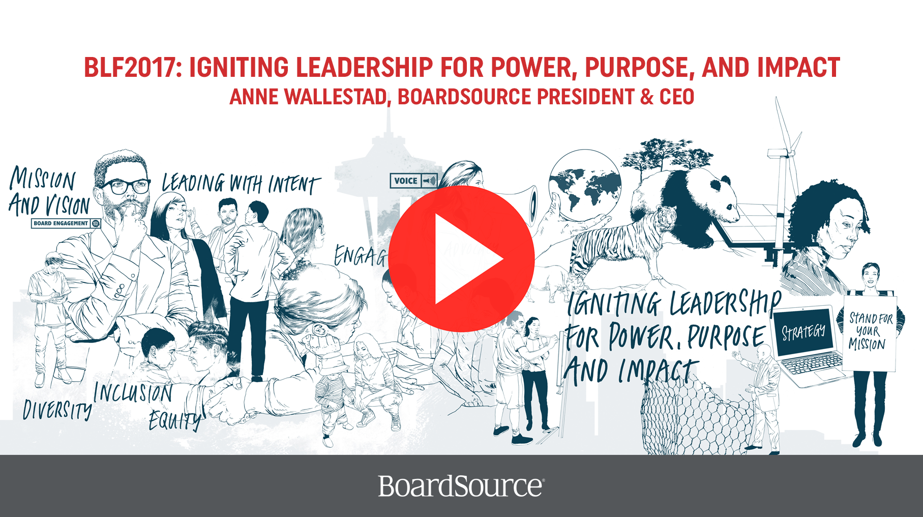 Anne Wallestad BoardSource president and CEO