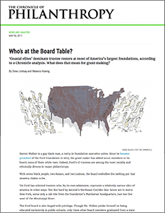 Who's at the Board Table Cover