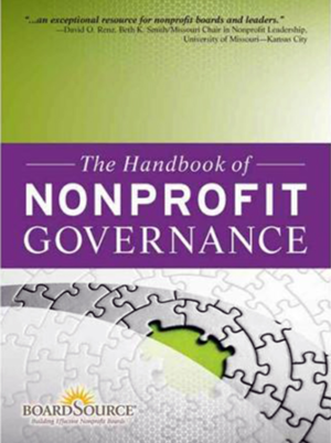 The Handbook of Nonprofit Governance