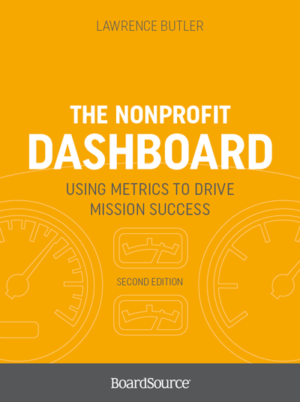 nonprofit dashboard reports