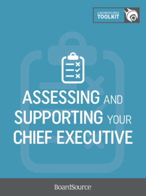 supporting chief executive