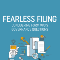 form 990 governance questions