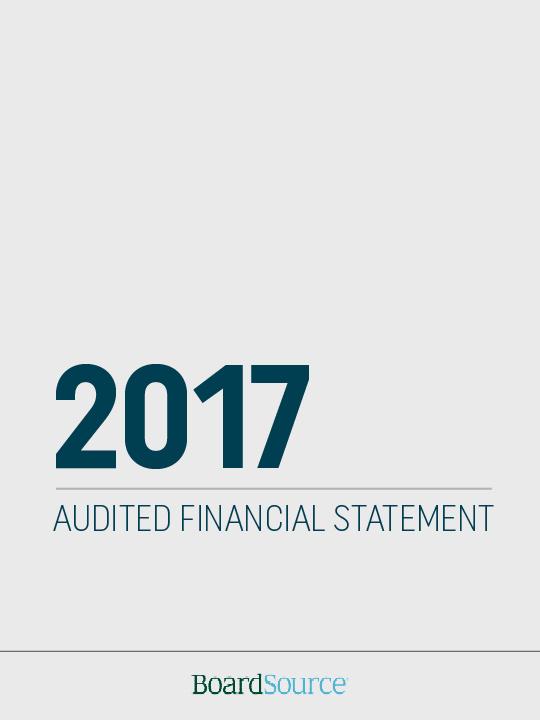 2017 Audit