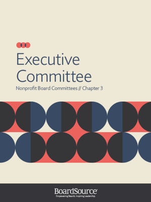 Executive Committee Cover