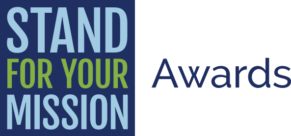 Stand For Your Mission Award Logo