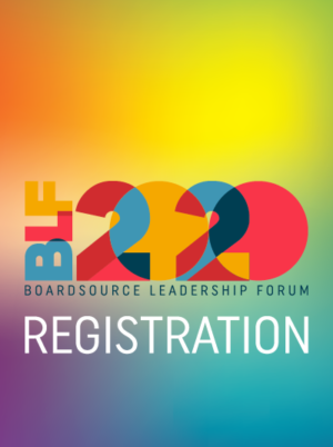2020 BLF Registration