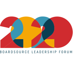 The 2020 BoardSource Leadership Forum | May 7+8 2020 | St. Louis, MO