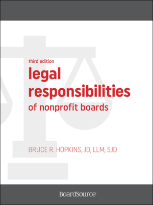 Legal Responsibilities of Nonprofit Boards