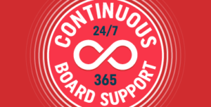 Continuous Board Support
